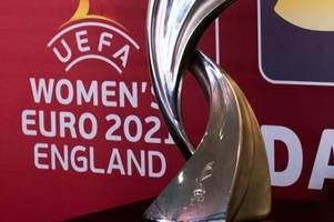 frauen-em: teams sollen 2022 das doppelte erhalten