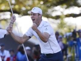Martin Kaymer beim Ryder Cup: Der Mann für die gute Laune
