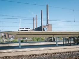 behinderungen im fernverkehr: unfall in wolfsburg - bahnverkehr eingeschränkt