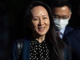 deal mit der us-justiz: huawei-finanzchefin könnte bald freikommen