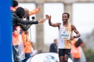 leichtathletik: bekele trotz rennpause zuversichtlich für berlin-marathon