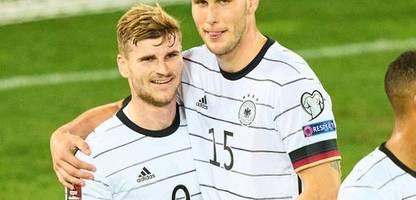 Timo Werner, Niklas Süle und ihre Spielerberater: »Check mal die Angebote aus England«