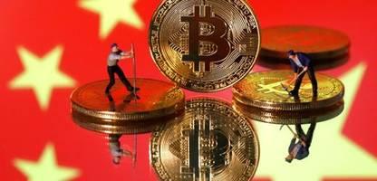 Kryptowährungen: China erklärt sämtliche Finanztransaktionen mit Bitcoin für illegal