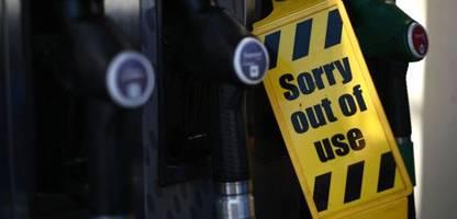 Lieferengpässe: Britischer Verkehrsminister will »Himmel und Hölle in Bewegung setzen«