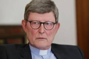 kirche: papst lässt woelki und zwei kölner weihbischöfe im amt