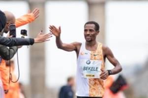 Leichtathletik: Masken und regelkonforme Schuhe: Berlin-Marathon ist zurück