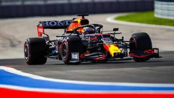 Formel 1 in Sotschi: Verstappen startet nach Motorenwechsel vom letzten Platz
