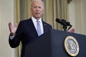 Biden wirbt für Investitionspakete - Zahlungsausfall droht