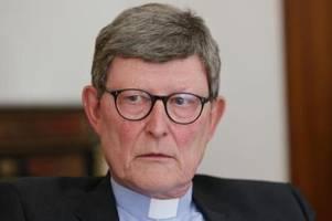 papst entscheidet: kardinal woelki bleibt im amt, aber nimmt sich auszeit
