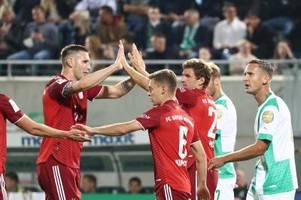 FC Bayern gewinnt ohne Glanzleistung in Fürth