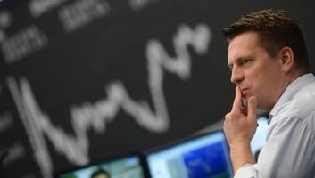 Minus 0,72 Prozent - Dax gibt nach - Anleger gehen vor Bundestagswahl in Deckung