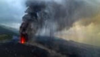 Vulkanausbruch auf La Palma: Acht Tage vorher bebte der Untergrund schon