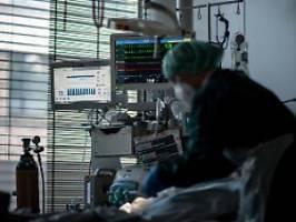 Sieben-Tage-Inzidenz bei 60,6: RKI meldet weniger Fälle als in Vorwoche