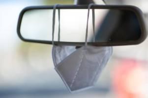 Corona-Pandemie: Pflicht zur Mitnahme von Schutzmasken im Auto geplant
