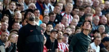 Premier League: FC Liverpool verspielt Führung bei Aufsteiger FC Brentford