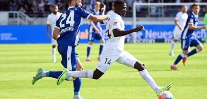 2. Fußball-Bundesliga: FC St. Pauli holt beim Karlsruher SC den ersten Auswärtssieg