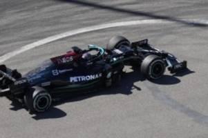 Formel 1 in Russland: Hamilton gegen Verstappen im Vorteil - Starkregen droht