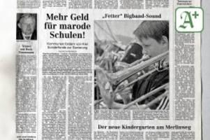 Immobilien: Schulen marode – großer Sanierungsstau im Kreis Pinneberg