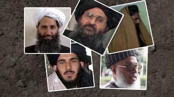 Afghanistan: Das sind die Köpfe der Taliban-Regierung