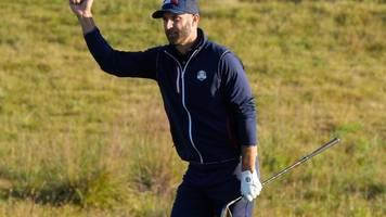 kontinentalvergleich - ryder cup: us-golfstars dominieren weiter gegen team europa
