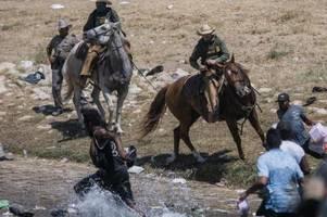 Biden empört über US-Grenzschützer - Migranten-Camp geräumt