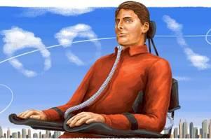 Christopher Reeve: Google ehrt den Schauspieler heute mit einem Doodle
