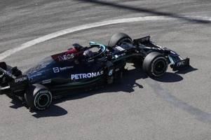 Hamilton gegen Verstappen im Vorteil - Starkregen droht