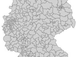 Im Überblick - Wahlkreis-Ergebnisse zur Bundestagswahl: So haben die Bürger gestimmt