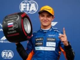 Lando Norris in der Formel 1: Ein junger Brite macht Britannien stolz