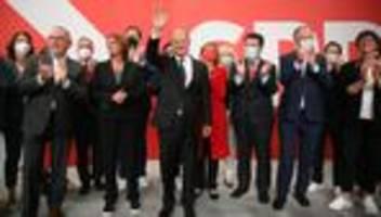 Bundestagswahl 2021: Olaf Scholz wertet Wählervotum als Regierungsauftrag