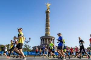 leichtathletik: bekele verpasst dritten berlin-sieg: adola gewinnt marathon