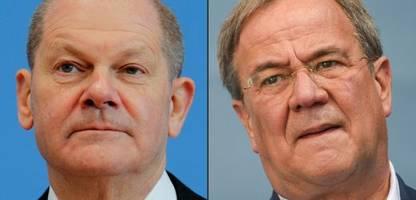 Bundestagswahl: Olaf Scholz vs Armin Laschet - Deutschland steht vor intensivem Koalitionspoker