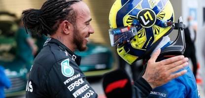 Formel 1 in Sotschi: Die Fehlentscheidung des Lando Norris im russischen Regen