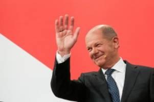 Bundestagswahl: Kanzler-Krimi: Die SPD feiert – aber kann Scholz regieren?