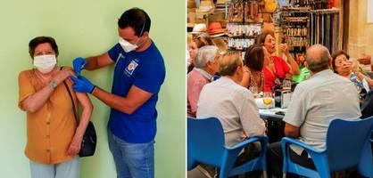 spanien lebt, was deutschland predigt
