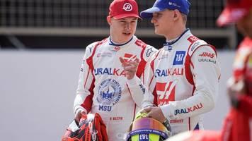 Formel 1: Masepin sieht Rivalität mit Mick Schumacher als Normal an