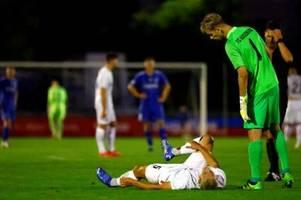 Corona-Fall beschäftigt die U23 des FC Augsburg