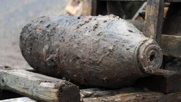 Bundestagswahl 2021 - Soll am Vormittag entschärft werden: Kriegsbombe hält Wuppertaler vom Wählen ab