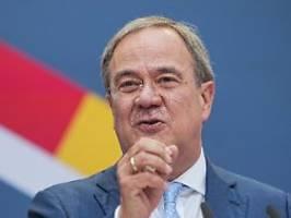 CDU-Chef wirbt für Jamaika: Laschet bestreitet klaren Regierungsauftrag für SPD