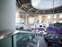 Wegen CSU-Ergebnis: Rekord-Bundestag wird erneut etwas größer