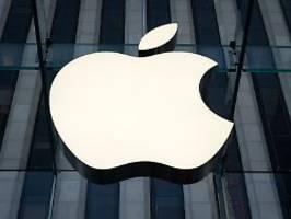 Peking will Strom sparen: Apple-Zulieferer in China stoppen Produktion