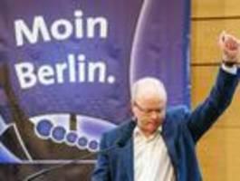 Nach 70 Jahren wieder im Bundestag