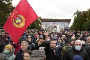 Parlamentswahl: Russland: Kommunisten klagen gegen Resultate von Online-Wahl