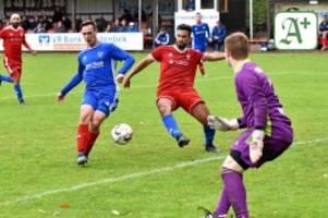 Fußball-Landesliga: Halstenbek besiegt Uetersen locker