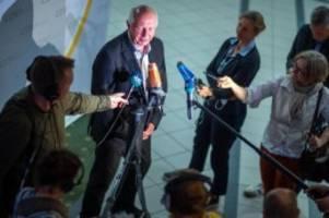 Landtag: CDU für Sondierungsgespräche mit Wahlsieger SPD in MV