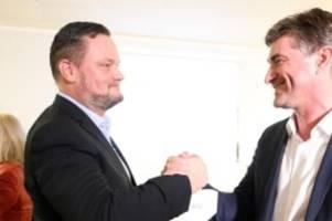 Landtag: FDP-Fraktion in MV steht: Vorsitzender ist René Domke