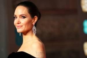 Schauspielerin: Neue Romanze? Angelina Jolie wieder mit The Weeknd gesichtet