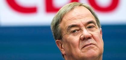 Nach dem Debakel mit Laschet teilt sich die CDU-Führung in drei Gruppen