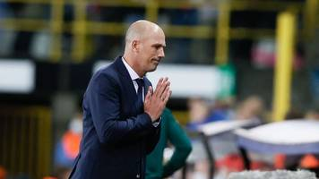 Champions League - Brügge-Trainer Clement: Punkt in Leipzig wäre Überraschung