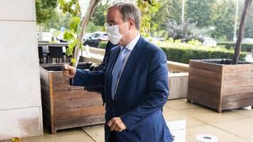 Laschet soll Nachfolge in NRW bis Ende nächster Woche klären